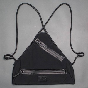 Adidas Y-3 Qasa Triangle Bag (black)