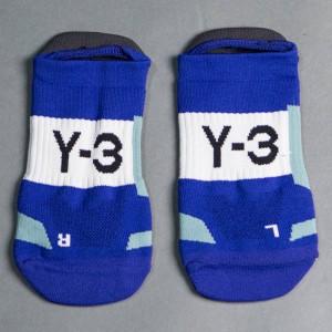 Adidas Y-3 Tech Invisible Socks (gray / multi)