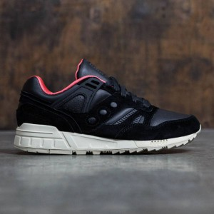 Saucony Men Grid SD Premium - Boston (black)