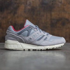 Saucony Men Grid SD Premium - Boston (gray)