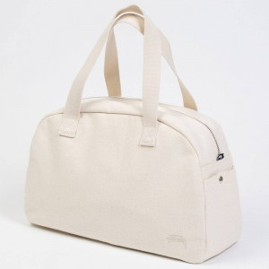 Stussy Turnstile Bag (white / natural)