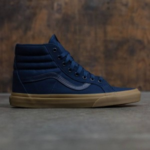 Vans Men SK8-Hi Reissue - Canvas Gum (blue / dress blues / gum)