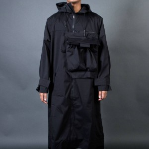 Adidas Y-3 Men Minimalist Coat (black)