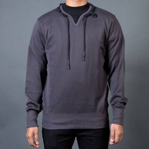 Adidas Y-3 Men Branded FT Sweater (black / utility black)
