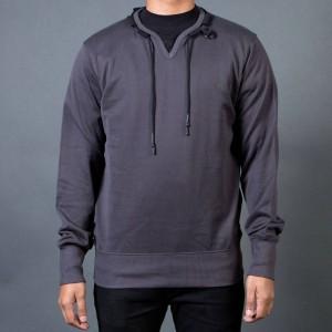 Adidas Y-3 Men Branded FT Sweater (black / utility black)