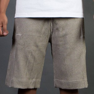 Adidas Consortium Day One Men Waffle Shorts (brown / light brown)