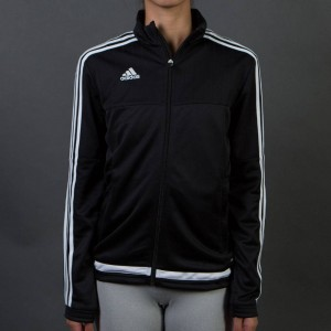 Adidas Women Tiro 15 Training Jacket (black / white)