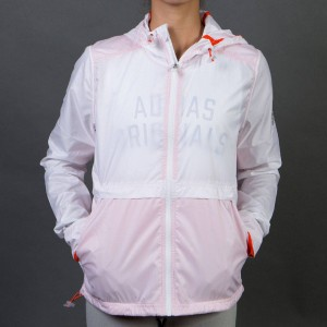 Adidas Women Clear Goals Jacket (white)