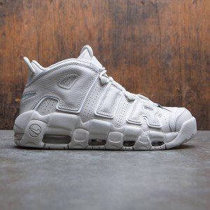 Nike Men Air More Uptempo '96 (gray / light bone / white-light bone)
