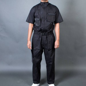 Adidas Y-3 Military Space Jumpsuit (black)