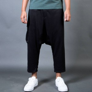 Adidas Y-3 Men Core Track Sarouel Pants (black)