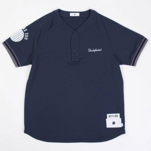 Undefeated Men Bronx Zoo Jersey (navy / dark)
