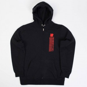 Undefeated Men Years Zip Hoody (black)