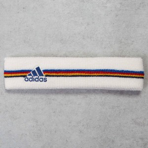 Adidas x Pharrell Williams New York Headband (blue / dark blue / collegiate gold / scarlet)