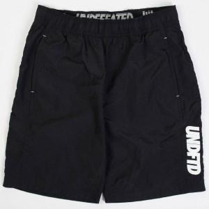 Undefeated Men Crinkle Shorts (black)