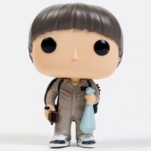 Funko POP Television Stranger Things S3 - Will Ghostbusters (tan)
