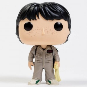 Funko POP Television Stranger Things S3 - Mike Ghostbusters (tan)