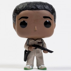 Funko POP Television Stranger Things S3 - Lucas Ghostbusters (tan)