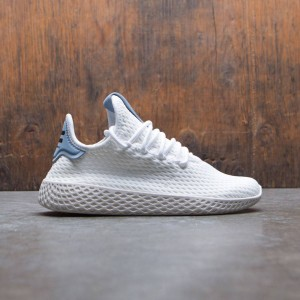 71b7b13ca795f Adidas x Pharrell Williams Big Kids Tennis HU J (white   footwear white    tactile