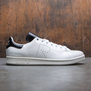 b78c39573ce Adidas x Raf Simons Men Stan Smith (white   optic white   core black