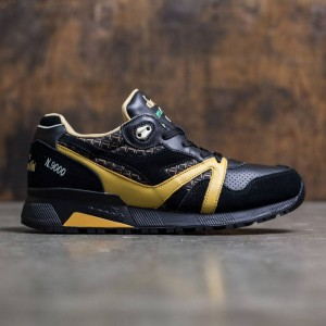 Diadora Men N9000- Little Italy (black)