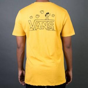b0c63f3e19 Vans x Peanuts Men Classic Snoopy Tee (yellow)