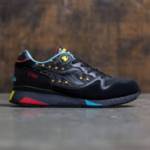 Diadora Men V7000- Little Italy (black)
