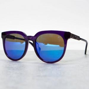 A Bathing Ape BS13048 PR Sunglasses (purple)