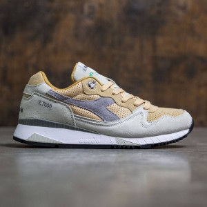 Diadora Men V7000 Premium (brown / sand / light gray)