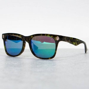 A Bathing Ape BS13043 GN Sunglasses (green)