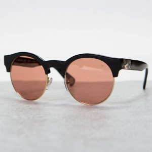 A Bathing Ape BS13038 BK Sunglasses (black)