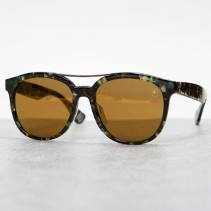 A Bathing Ape BS13024 DM Sunglasses (green)