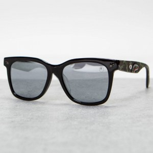 A Bathing Ape PARKAS04 CM Sunglasses (camo)