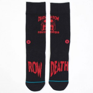 Stance x Snoop Dogg Men Death Row Socks (black)