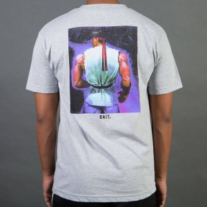 BAIT x Street Fighter Men Ryu Portrait Tee (gray)
