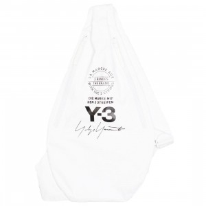 Adidas Y-3 Yohji Messenger Bag (white)