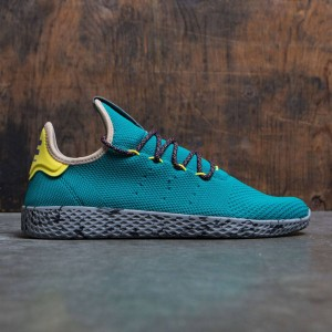 Adidas x Pharrell Williams Men Tennis HU (purple / night marine / core black)