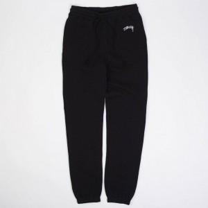 Stussy Women Smooth Stock Sweatpants (black)