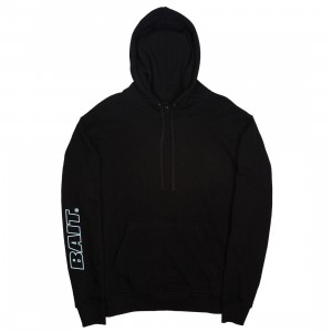 BAIT Men BAIT Hit French Terry Hoody (black)