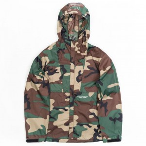Undefeated Men Delta Jacket (camo)