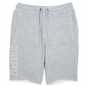 BAIT Men BAIT Hit French Terry Shorts (gray)