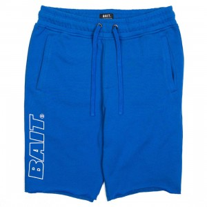 BAIT Men BAIT Hit French Terry Shorts (blue)