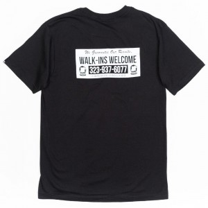 Undefeated Men Guaranteed Results Tee (black)