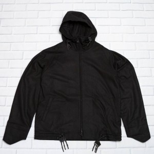 Adidas Y-3 Men 3-Stripes Wool Jacket (black)
