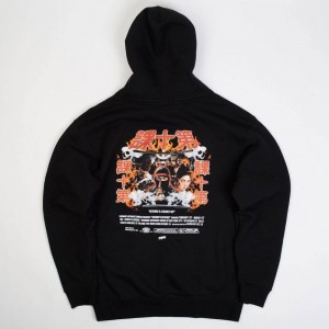 10 Deep Men Shogun Hoody - BAIT Exclusive (black)