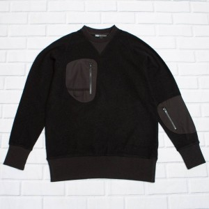 Adidas Y-3 Men Wool Jersey Sweater (black)