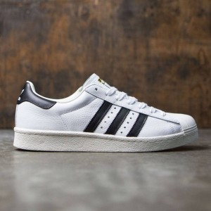 Adidas Men Superstar Boost (white / core black / gold metallic)