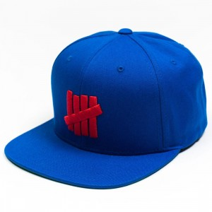 Undefeated 5 Strike HO17 Cap (blue)