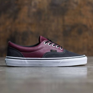 Vans Men Era - Suede And Leather (burgundy / port royale)