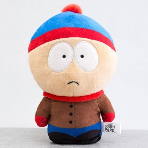 Kidrobot x South Park Stan 8 Inch Phunny Plush (brown)